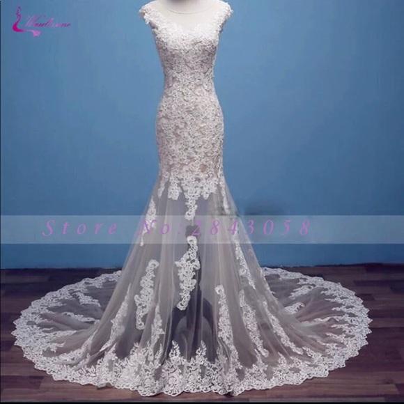& Other Stories Dresses | Brand New Wedding Dress Size 10 | Poshmark